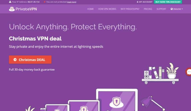 Ulasan VPN Akses Internet Pribadi